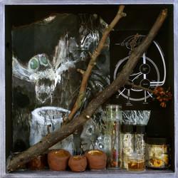 WUNDERKAMMER honey pot cabinet
