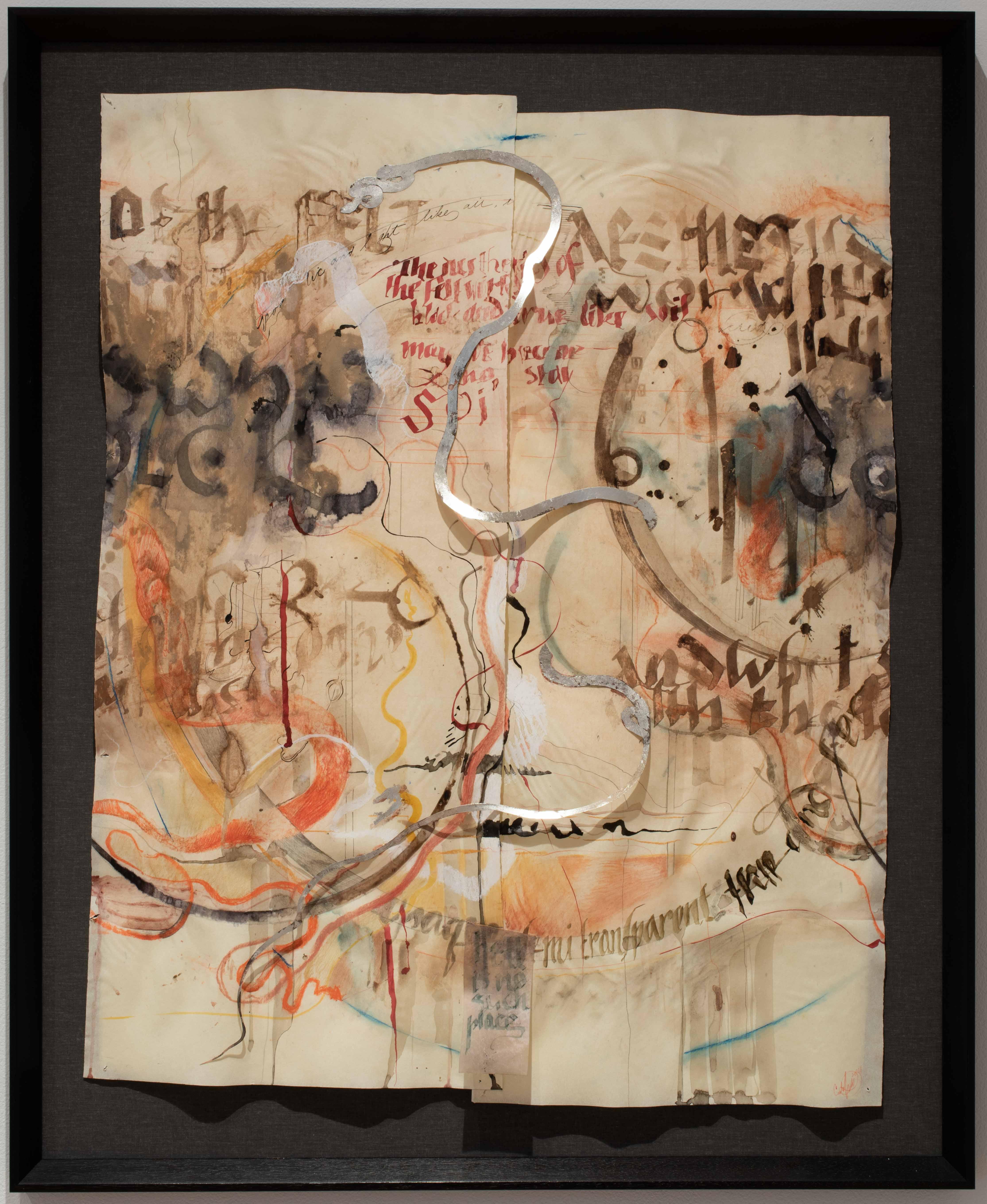 Aesthetics of the Felt World (scroll