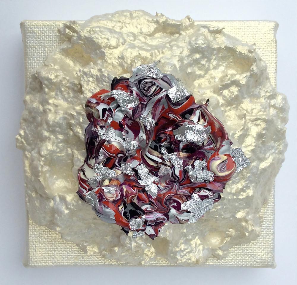 Mary J. Saran, Plaster Color Mass #8