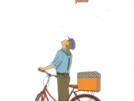 La biclycette rouge (Manga Adultes)