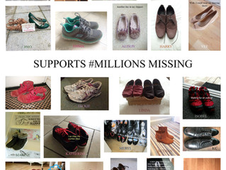 St Albans M.E Group supports # Millionsmissing