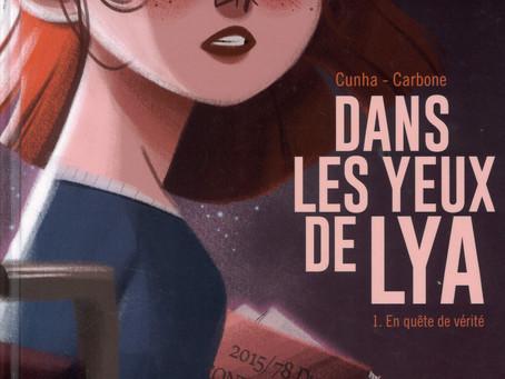 Dans les yeux de Lya (BD Ados à partir de 13 ans)
