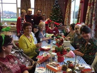 Fantastic Christmas and Hanukah Meeting