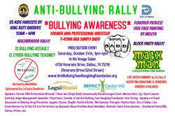 Anti-Bullying Rally