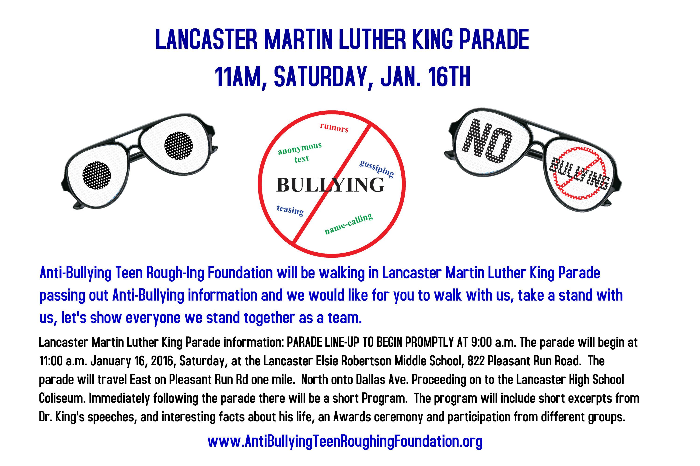 Lancaster MLK Parade - 2016