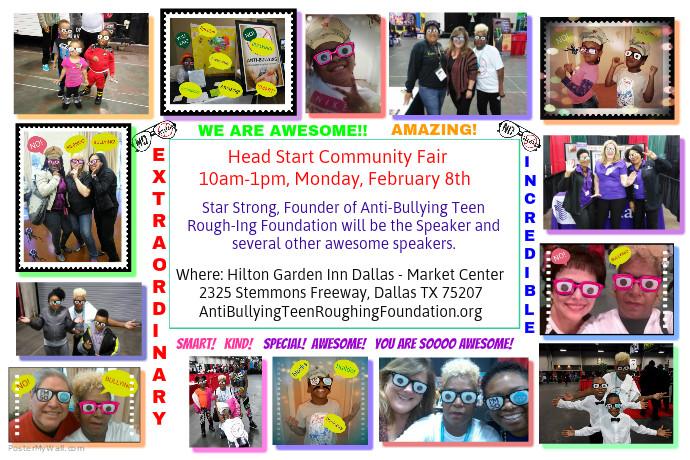 Head Start Community Fair 2016