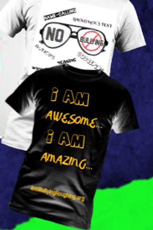 24 'I Am' Tee Shirt