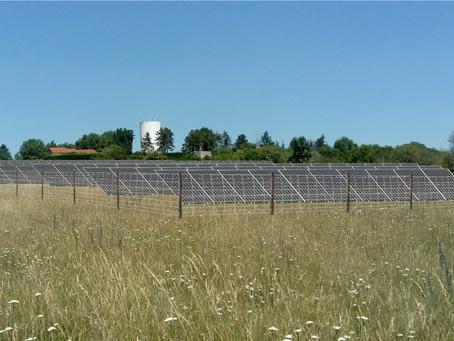 Fil d'Ohm recherche des sociétaires pour son parc solaire citoyen près de Cahors