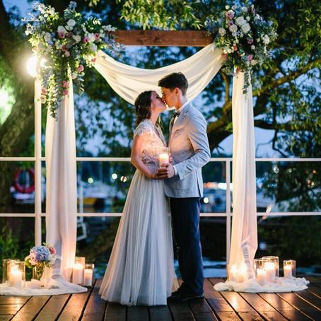 7 шагов к идеальной свадьбе