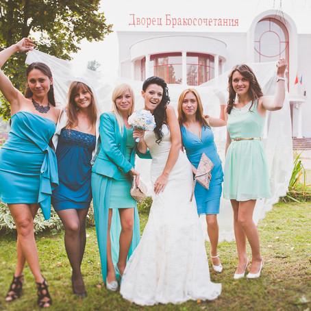 Свадебный дресс-код для гостей