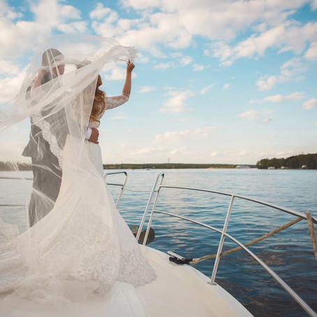 Свадебная фотосессия: 7 ошибок