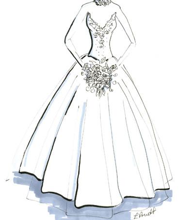 Платье моей мечты!