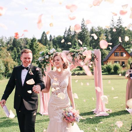 Варианты проведения дня свадьбы: ЗАГС в отдельный день!