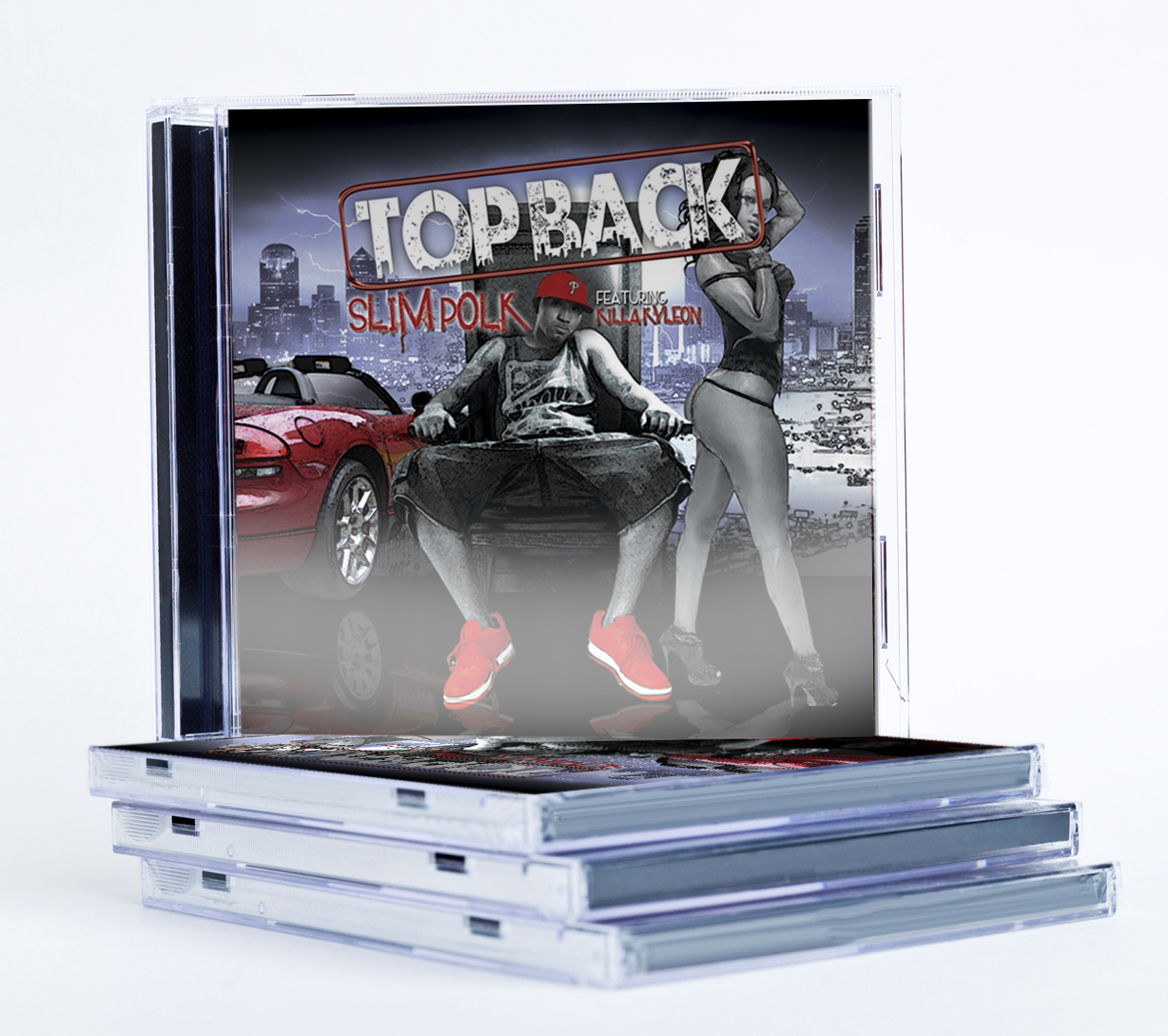 Slim Polk - Top Back Single