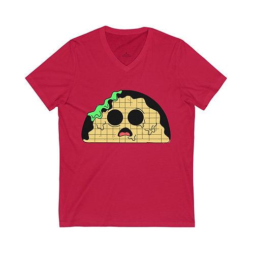 Zombie Taco V-Neck