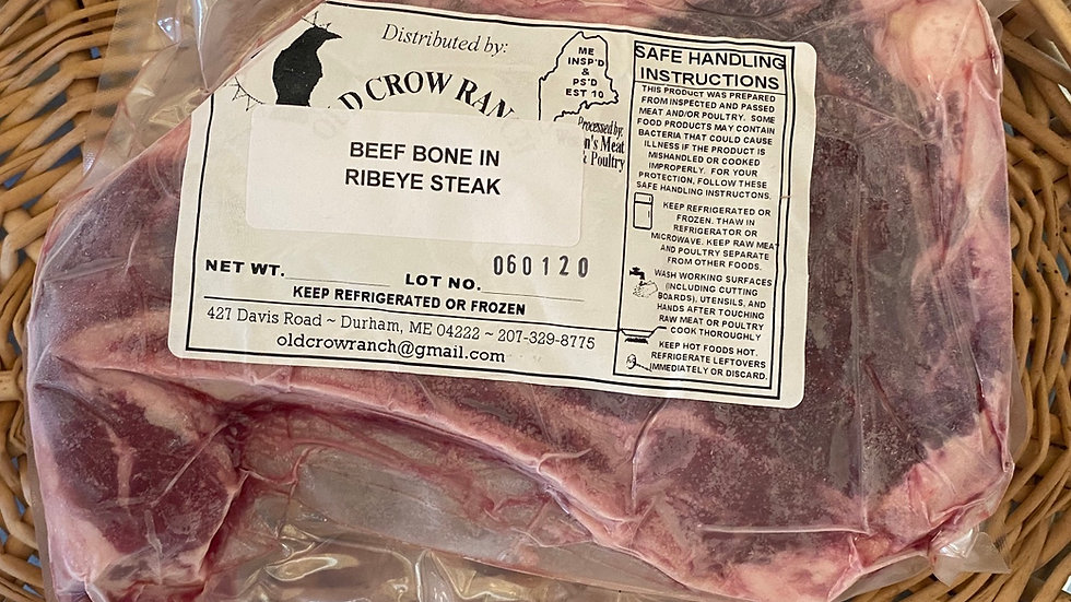 Ribeye Beef Steak