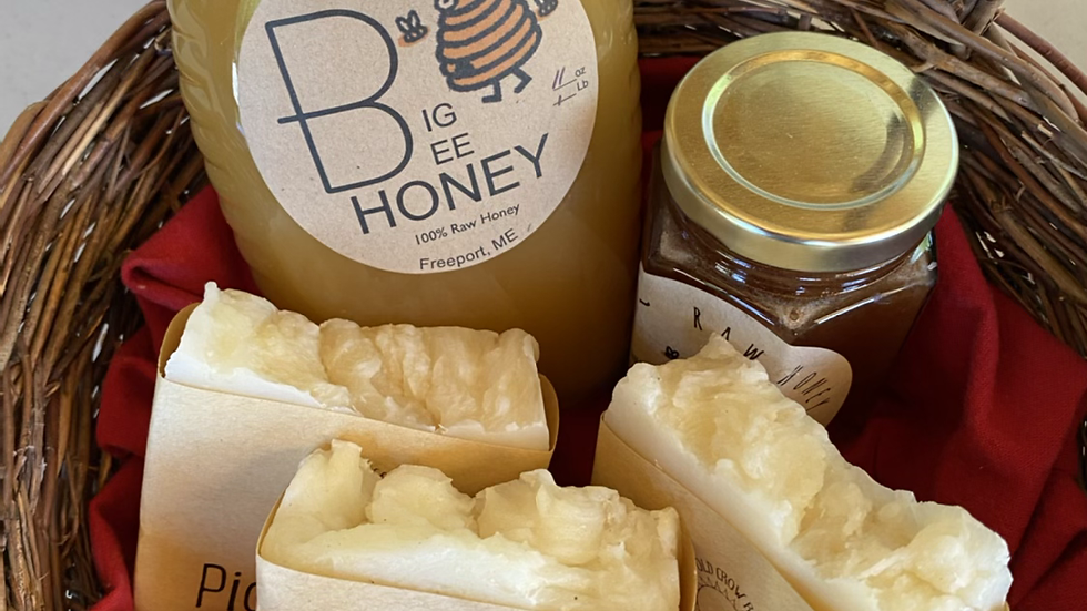 Big Bee Honey