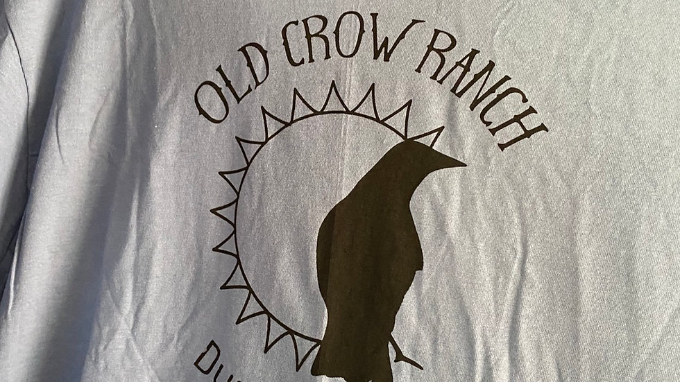 Men's T-shirt - Old Crow Ranch