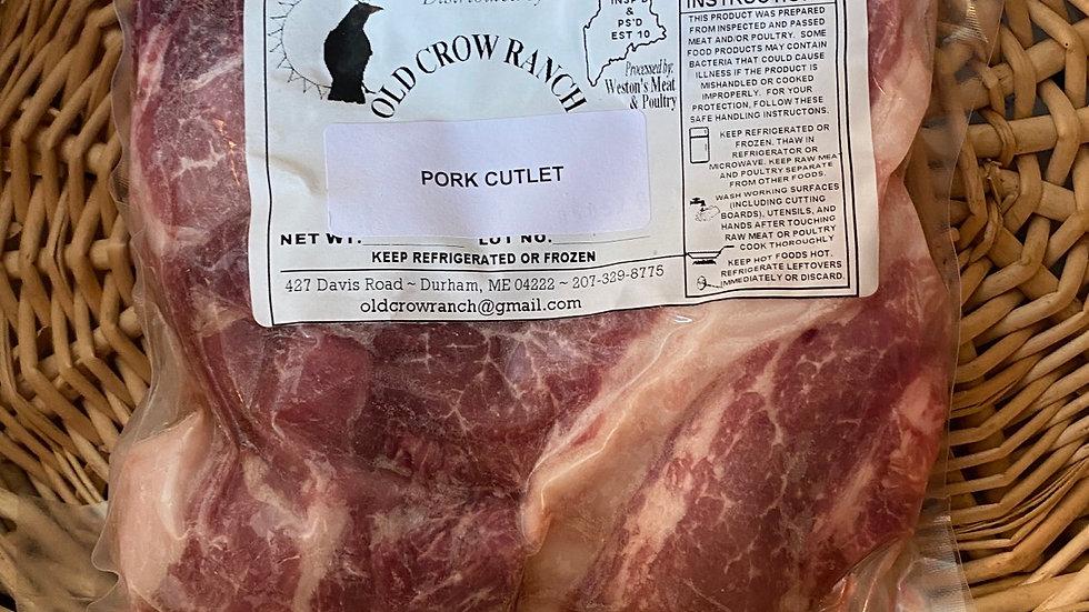 Pork Sirloin Cutlet