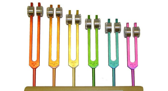 Solfeggio Tuning Forks
