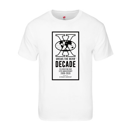 DECADE - URSUSTHEBEΛR® / 10TH ANNIVERSARY EDITION