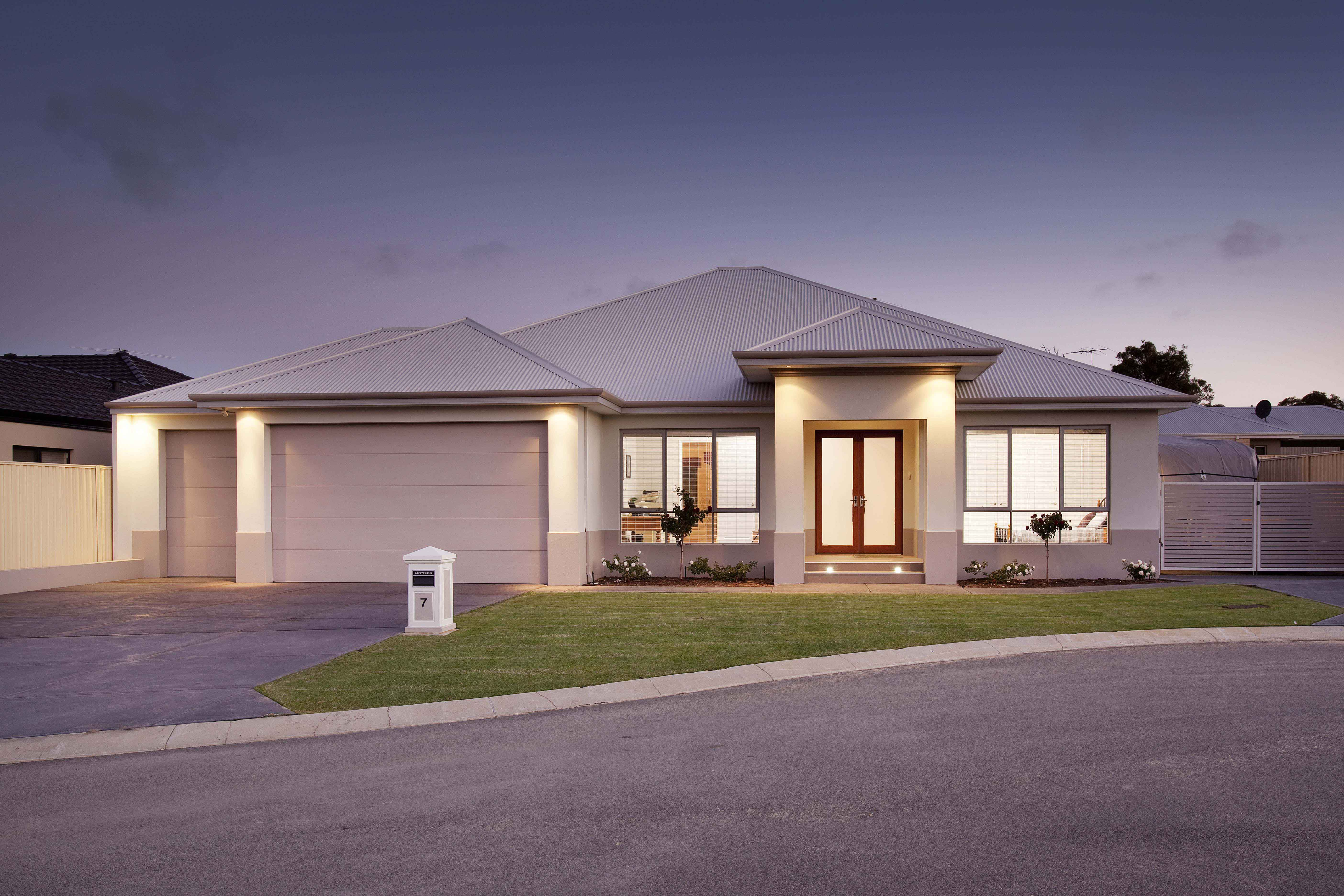 Nulook Homes | Custom Home Builder | Perth on beautiful home exterior design, house design, h&m home design,