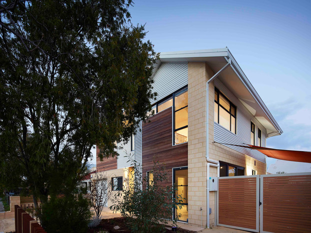 The Sustainable Home