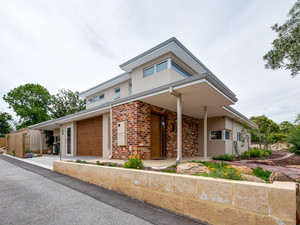 Stone Road Residence