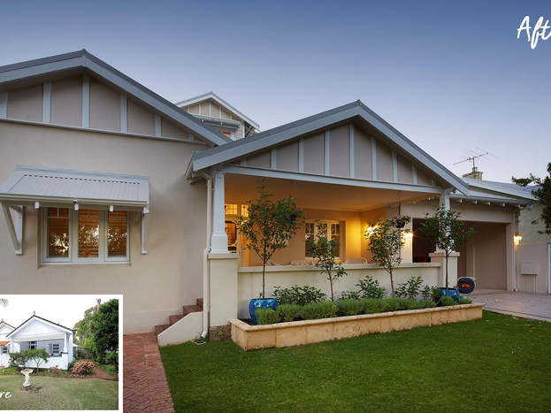 East Fremantle Renovation