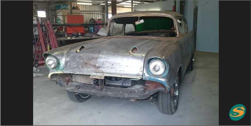 1957 Chevrolet (Progress)