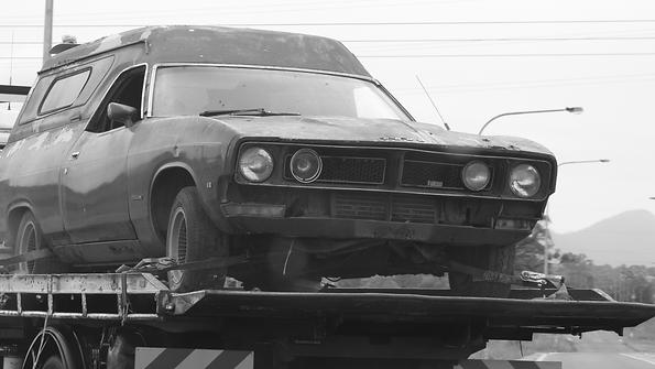 1976 XB Ford Panelvan