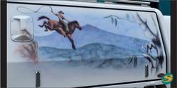 Assorted Murals