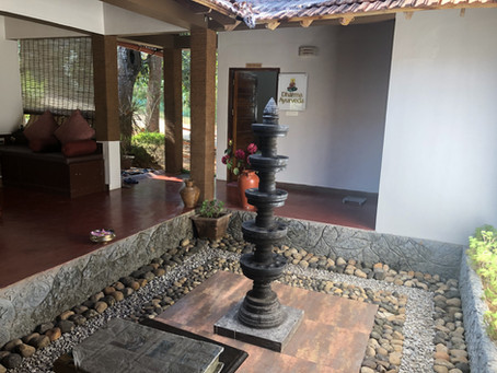 What I learned at an Ayurvedic retreat in Kerela, India.