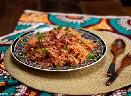 Red Rice, Gullah Gheechee e MTChallenge- Taste the world