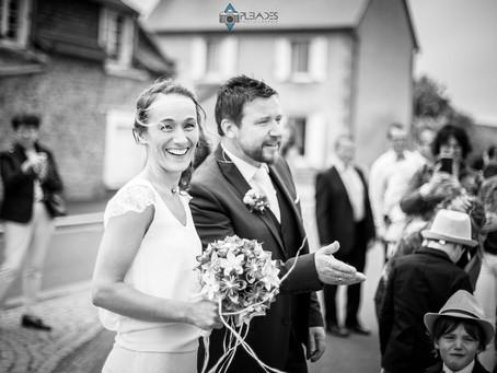 Mariage à Santec!