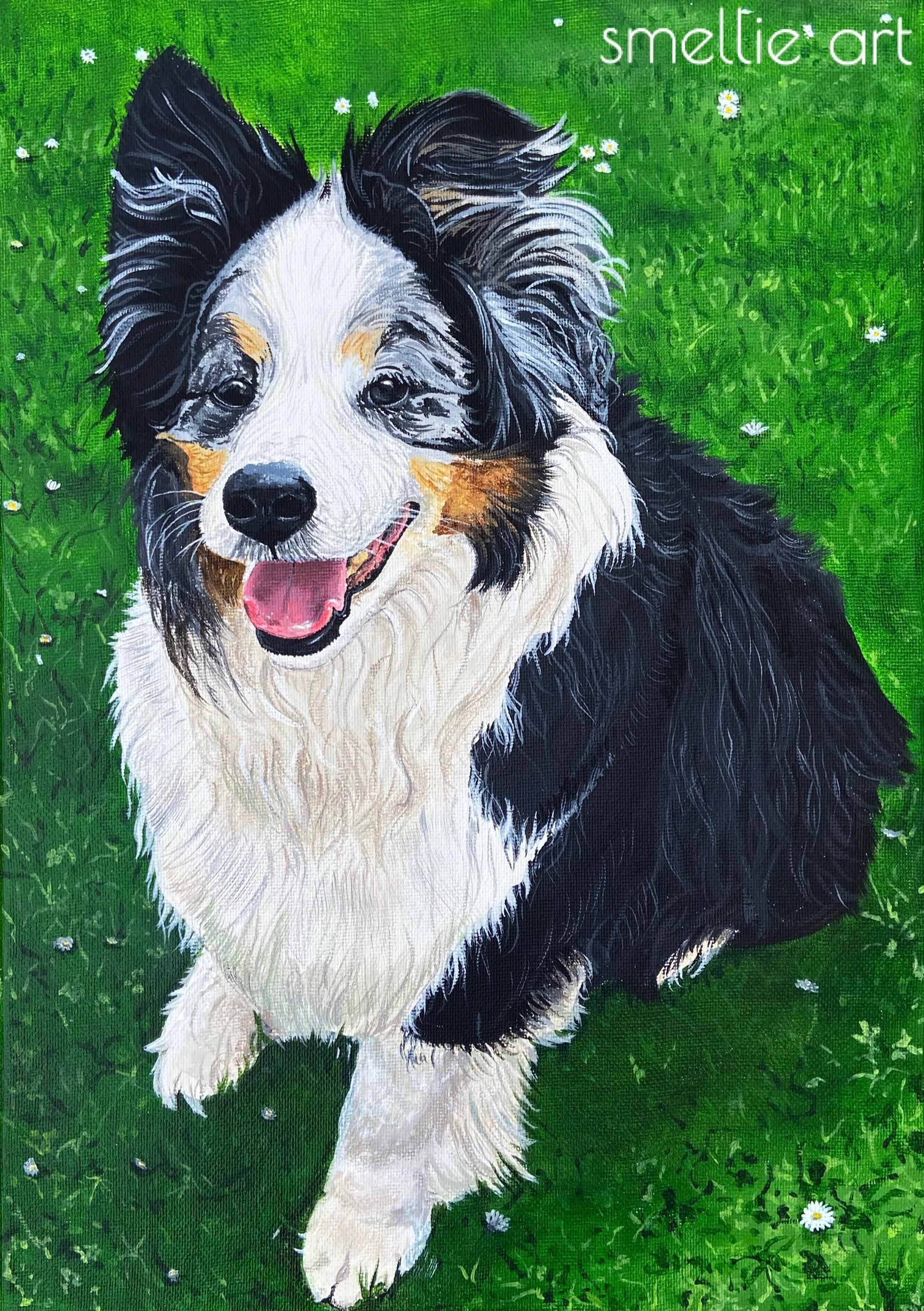 Sheepdog Painting.JPG