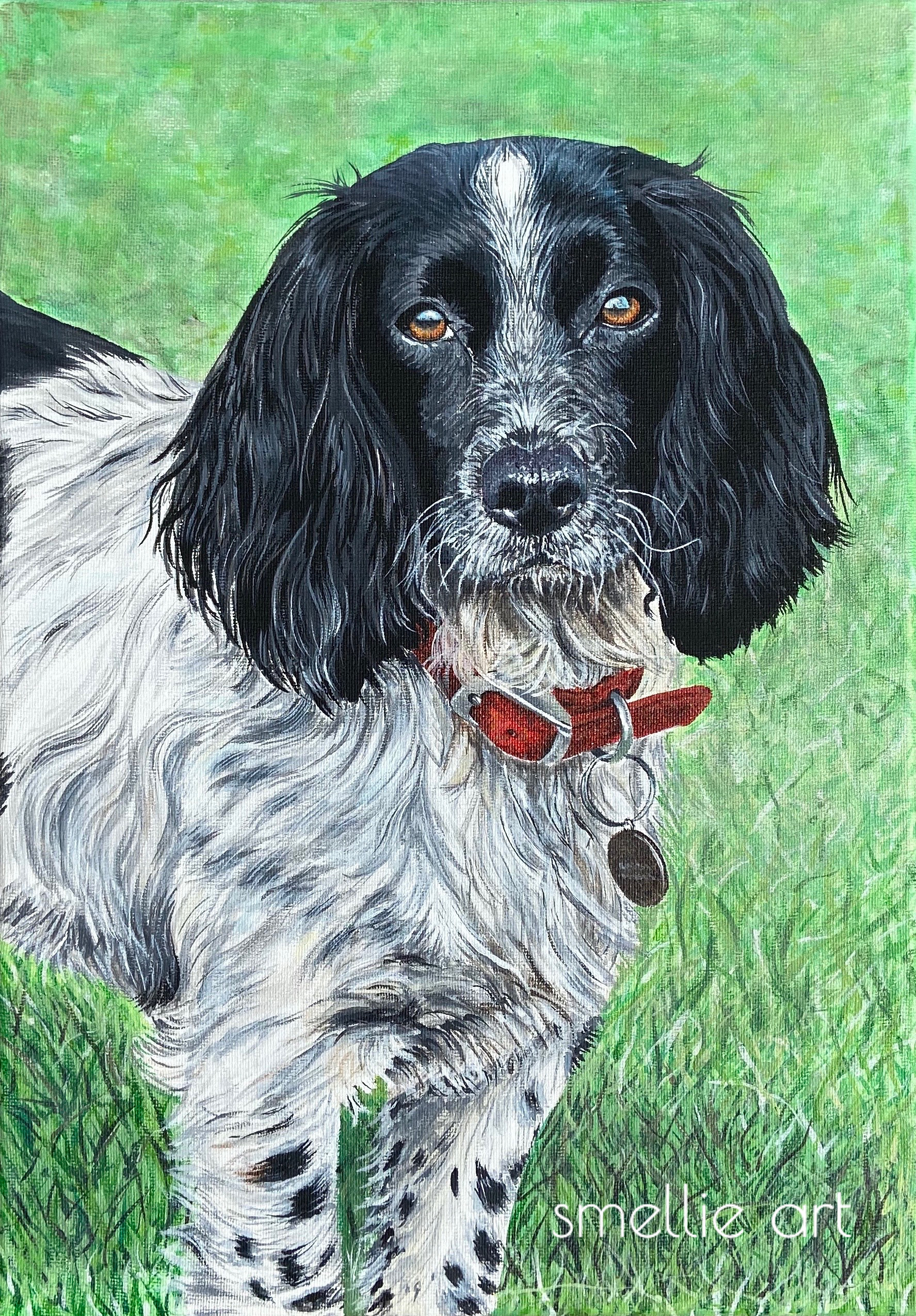 Bella Dog Painting.JPG