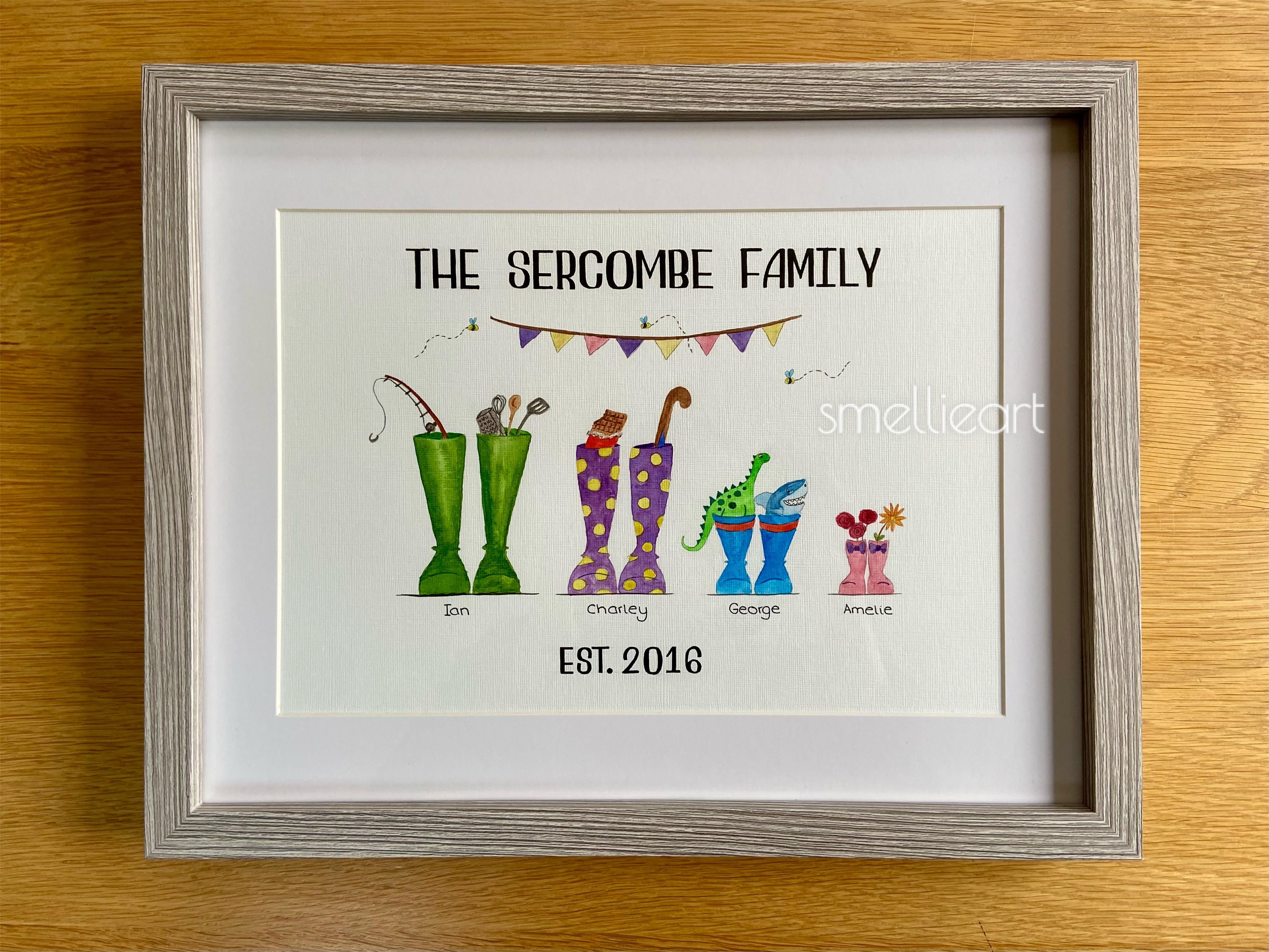 Sercombe Wellies (SmellieArt)