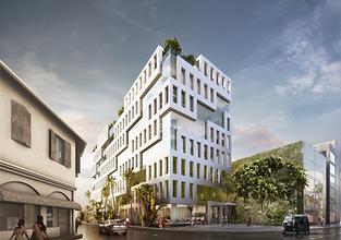 Office building PWA architects Sri Lanka colombo