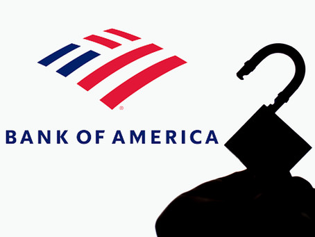 Data Breach at Bank of America