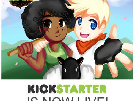 Kickstarter Is Live! (2014)