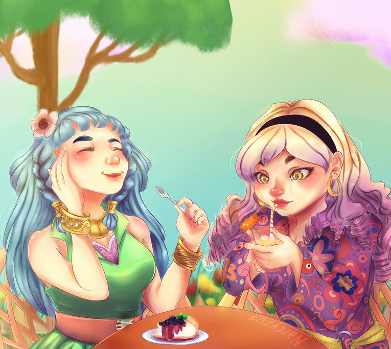 iris_and_dahlia__fanart_contest__by_narc