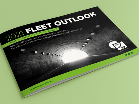 Informing 2021 fleet planning and beyond.