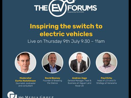 EV Forums go digital