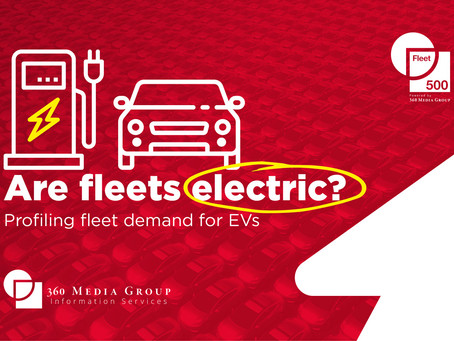 Major fleets reveal three year plans for EV purchasing