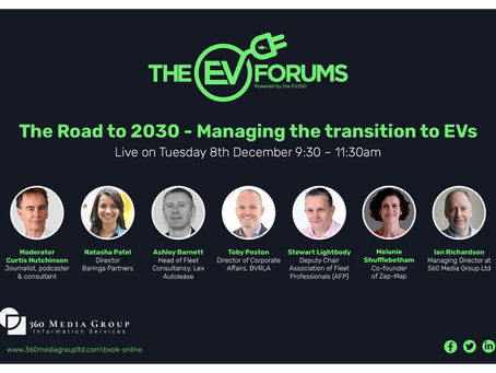 Leaders converge for the next EV Forum