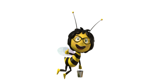 Bee 2 Png.png