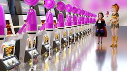 Robots and Bellasini Glitch