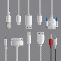 CABLE & CONNECTORS