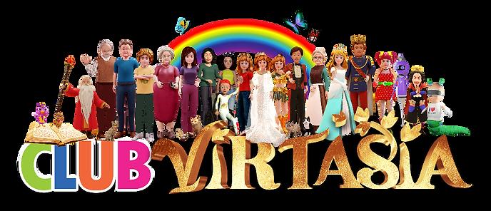Club Virtasia Logo